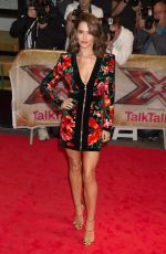 CHERYL COLE at X Factor Press Launch in London