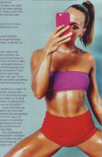 CHLOE MADELEY in Fabulous Magazine