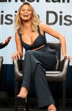 CHRISSY TEIGEN at The Fab Life Panel at 2015 Summer TCA Tour in Beverly Hills
