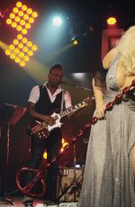 CHRISTINA AGUILERA Performs at Apollo in The Hamptons 2015 in East Hampton 08/15/2015