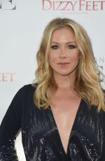 CHRISTINA APPLEGATE at Dizzy Feet Foundation's 5th Annual Celebration of Dance Gala in Los Angeles