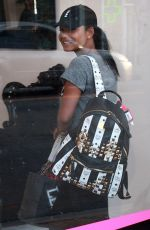 CHRISTINA MILIAN Out Shopping at in West Hollwyood 08/19/2015