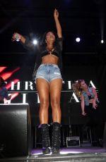 CHRISTINA MILIAN Performs at Billboard Hot 100 Music Festival in Jones Beach