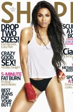 CIARA in Shape Magazine, September 2015 Issue