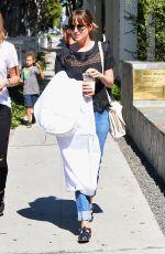 DAKOTA JOHNSON Out Shopping in Los Angeles 08/04/2015