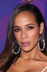 DANIA RAMIREZ at Just Jared's Way To Wonderland Party in West Hollywood