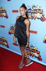 DANIA RAMIREZ at Un Gallo Con Muchos Heuvos Premiere in Los Angeles