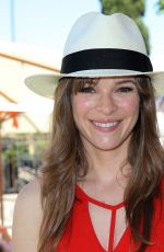 DANIELLE PANABAKER at Crab Cake LA in Los Angeles