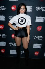 DEMI LOVATO at 2015 MTV VMA Concert to Benefit Lifebeat in Hollywood 08/28/2015