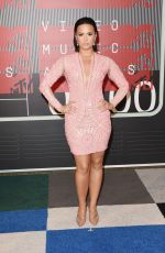 DEMI LOVATO at MTV Video Music Awards 2015 in Los Angeles
