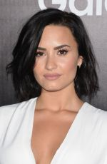 DEMI LOVATO at Samsung Galaxy S6 Edge+ and Note 5 Launch in West Hollywood