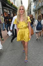 DIANA VICKERS at Zara Martin