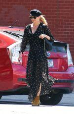 DIANE KRUGER Leaves Her Hotel in New York 08/28/2015