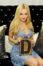 DOVE CAMERON at Backstage Creations Retreat for Teen Choice 2015 in Los Angeles