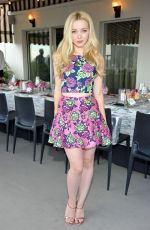 DOVE CAMEROON at Teen Vogue Dinner Party in Los Angeles