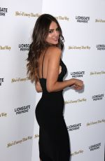EIZA GONZALEZ at She's Funny That Way Premiere in Los Angeles