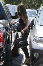 EIZA GONZALEZ Out and About in West Hollywood 08/05/2015