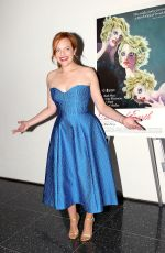 ELISABETH MOSS at Queen of Earth Premiere in New York