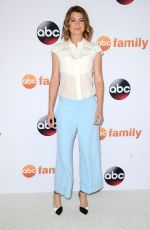 ELLEN POMPEO at Disney ABC 2015 Summer TCA Tour in Beverly Hills