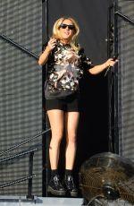 ELLIE GOULDING Performs at V Festival at Hylands Park 08/23/2015