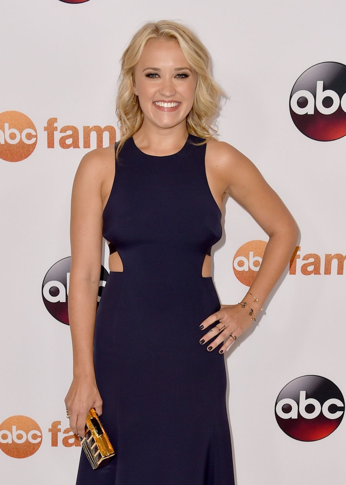 EMILY OSMENT at Disney ABC 2015 Summer TCA Tour in Beverly Hills