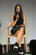 EMILY RATAJKOWSKI at Apple Store Soho Presents: Meet the Community Behind Fancy in New York 08/05/2015