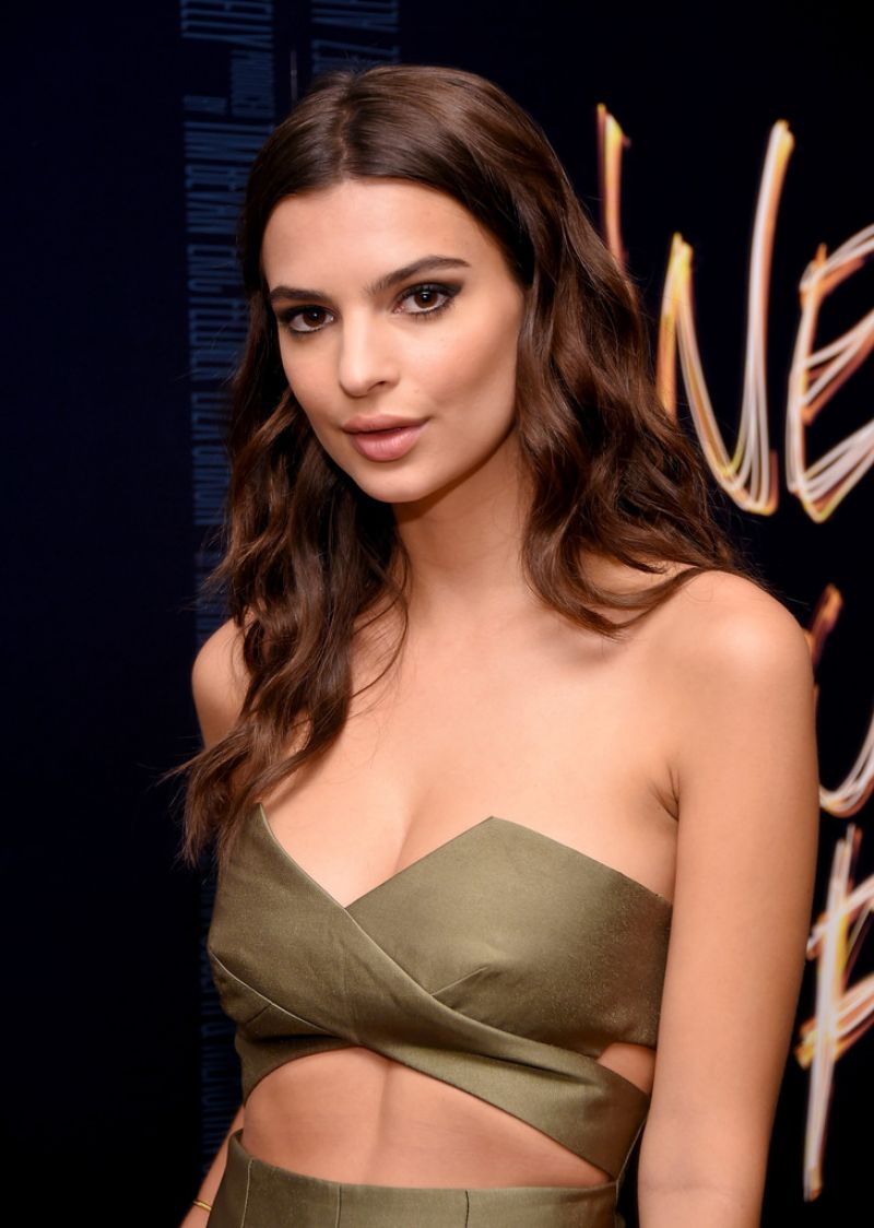 EMILY RATAJKOWSKI at We Are Your Friends Photocall in New York ...