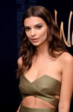 EMILY RATAJKOWSKI at We Are Your Friends Photocall in New York