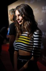 EMILY RATAJKOWSKI at We Are Your Friends Premiere in Chicago