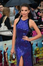 EMILY RATAJKOWSKI at We Are Your Friends Premiere in London