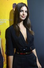 EMILY RATAJKOWSKI at We Are Your Friends Screening in Miami