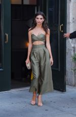 EMILY RATAJKOWSKI at We Are Your Friends Special Screening in New York