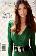 EMILY RATAJKOWSKI in The Editorialist, Pre-fall 2015 Issue