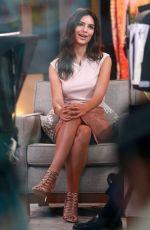 EMILY RATAJKOWSKI on the Set of Good Morning America in New York 08/18/2015