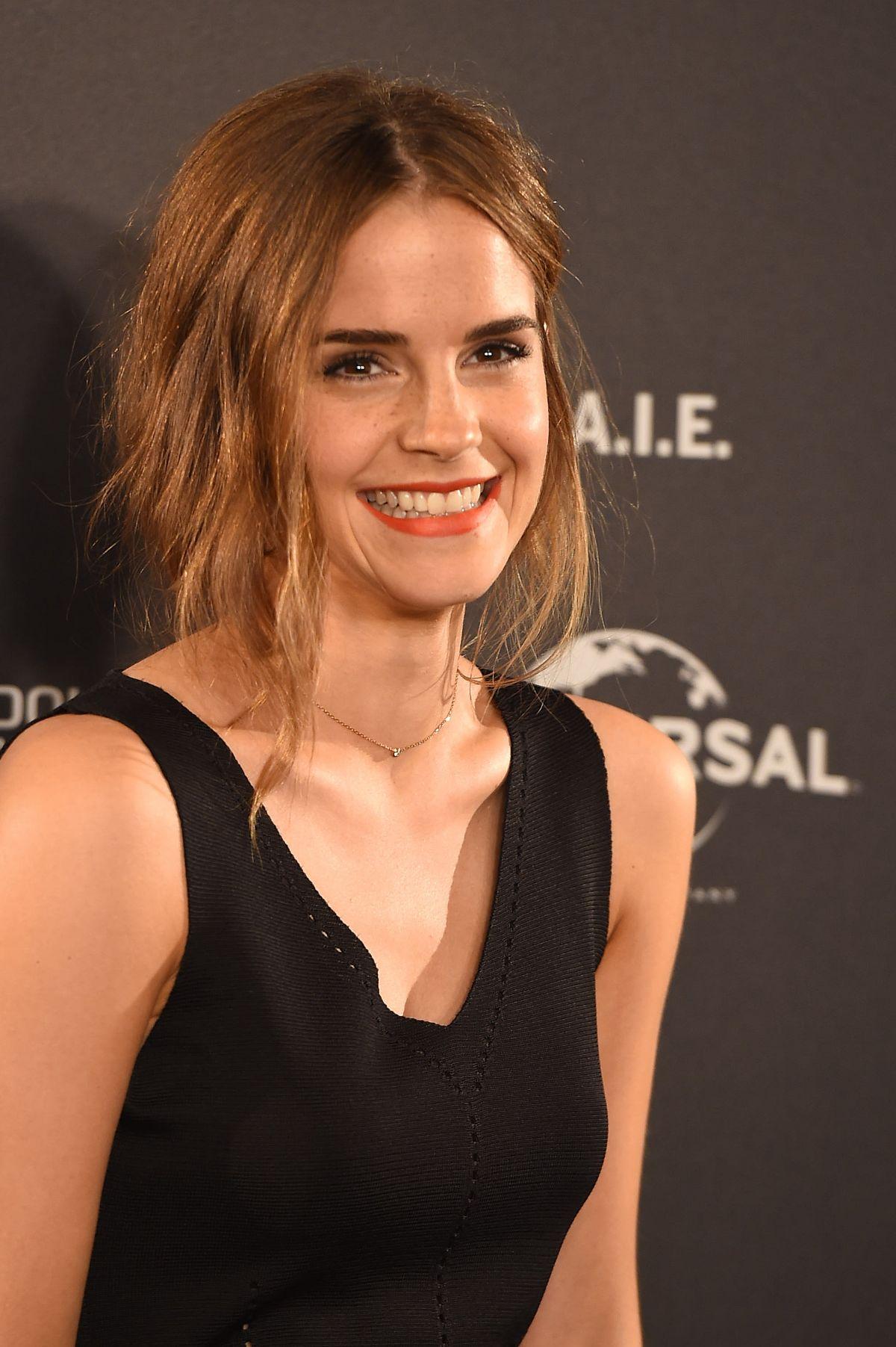 EMMA WATSON at Regress... Emma Watson