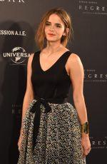 EMMA WATSON at Regression Photocall at Villamagna Hotel in Madrid 08/27/2015