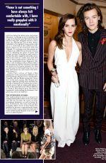 EMMA WATSON in Hola! Magazine, Philippines August 2015 Issue