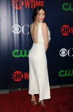 EMMY ROSSUM at Showtime 2015 TCA Summer Tour in Beverly Hills