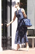 EMMY ROSSUM Out and About in West Hollywood 08/29/2015