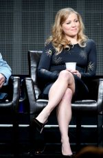 ERIKA CHRISTENSEN at Wicked City Panel at 2015 Summer TCA Tour in Beverly Hills