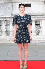 GEMMA ARTERTON at Gemma Bowery Premiere in London