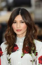 GEMMA CHAN at Bad Education Movie Premiere in London