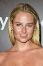 GENEVIEVE MORTON at Samsung Galaxy S6 Edge+ and Note 5 Launch in West Hollywood