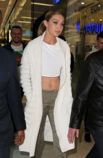 GIGI HADID at a a Guess Store in Sydney 08/05/2015