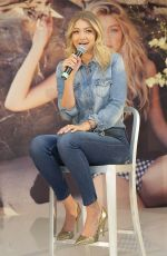 GIGI HADID at Meet & Greet at Myer Macquarie Centre Shopping Mall in Sydney 08/04/2015