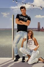 GISELE BUNDCHEN by Nino Munoz for Colcci Spring/Summer 2016 Collection