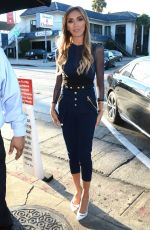 GIULIANA RANCIC Out for Dinner in West Hollywood 08/04/2015