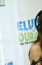 HAILEE STEINFELD at The Elviz Duran Z100 Morning Show in New York 08/07/2015