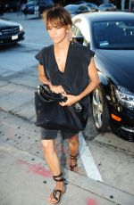 HALLE BERRY Arrives at Craig
