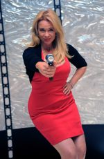 HASE MASTERSON at 14th Annual Official Star Trek Convention in Las Vegas